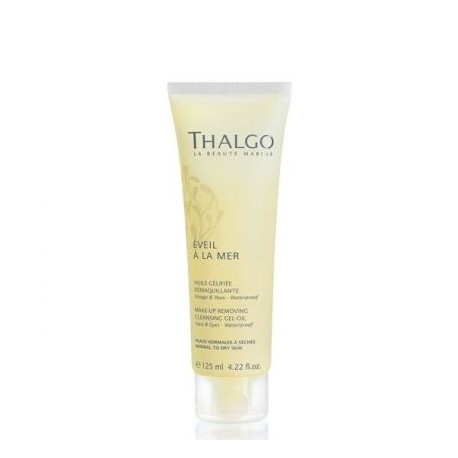 Гел-масло за почистване на грим и замърсяване на лицето