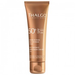 Регенериращ слънцезащитен крем за лице спф50